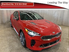 2019 Kia Stinger GT Limited Sedan A8 3.3L California Red