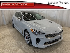 2019 Kia Stinger 20th Anniversary Edition Sedan A8 3.3L Ghost Grey Metallic