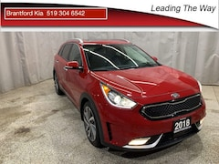 2018 Kia Niro SX Touring | from 0.9% | Demo SUV Gas A6 Front-wheel Drive Temptation Red(K3R)