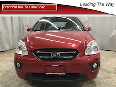 2008 Kia Rondo/LX/EX EX 5-Seater Wagon Gas A4 Front-wheel Drive Red