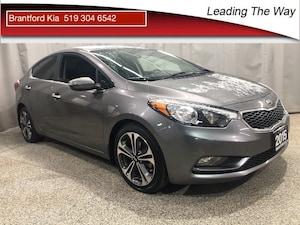 2015 Kia Forte SX | Leather | Nav | from 0.9% finance