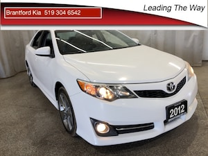 2012 Toyota Camry SE | Leather | Sunroof