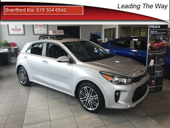 new 2018 kia rio 5 door for sale brantford on r8006. Black Bedroom Furniture Sets. Home Design Ideas