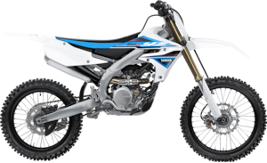 2019 YAMAHA YZ250F =ELECTRIC START=LESS $300 REBATE=