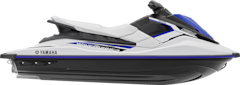 2018 YAMAHA EX  =1 IN STOCK= Pure White with Deep Blue
