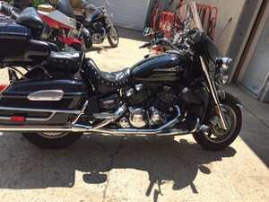 2005 YAMAHA Royal Star Midnight Venture Touring =LOADED=