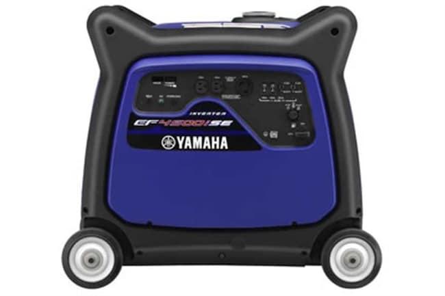 2018 YAMAHA EF4500iSE