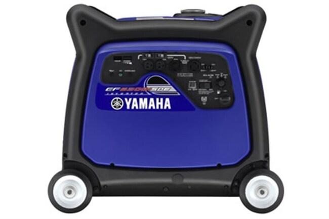 2019 YAMAHA EF6300iSDE -