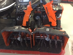 2018 YAMAHA HUSQVARNA LAWN & GARNDEN =READY FOR SNOW WITH BLOWERS IN STOCK.
