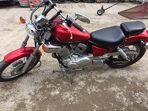 2014 YAMAHA V-Star 250 =START ON ME=ONLY 7016 KM=