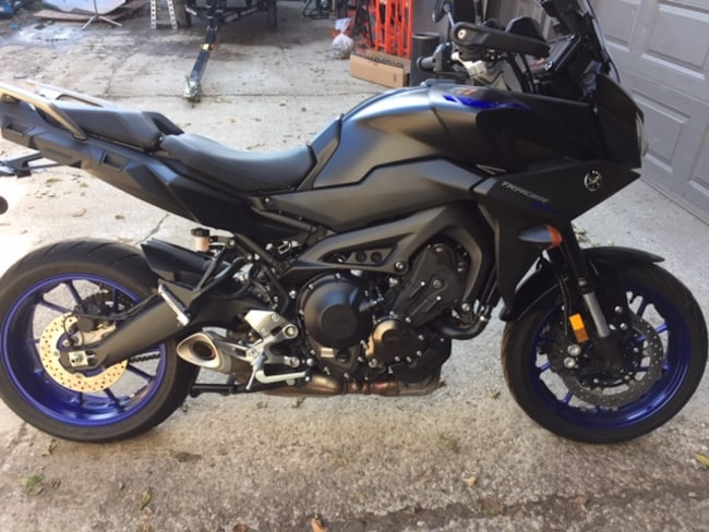2018 YAMAHA Tracer 900 =DEMO=IN STOCK=