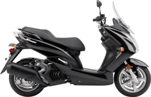 2018 YAMAHA SMAX Scooter =BARELY BROKEN IN UNDER 100 KM=