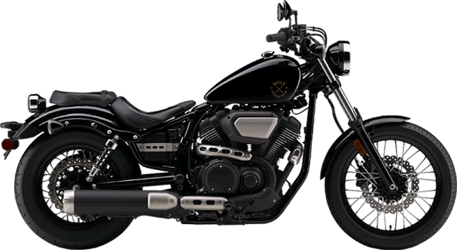 2018 YAMAHA Bolt =ONE IN STOCK=