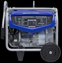 2017 YAMAHA EF7200P 7200 Generator