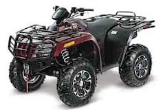 2013 ARCTIC CAT 4X4-550 Automatic Limited Edition =COMING SOON=