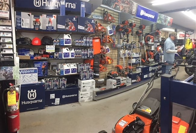 Used 2019 Yamaha Husqvarna Mowers For Sale At Brantford