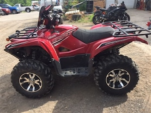 2016 YAMAHA Grizzly 700 EPS Special Edition =SOLD=SOLD=