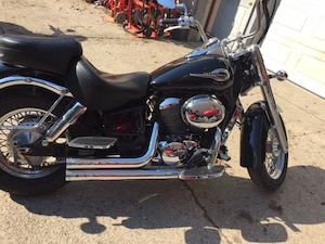2003 HONDA Shadow ACE =SOLD=SOLD=