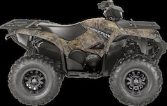 2018 YAMAHA Grizzly 700 FI EPS -
