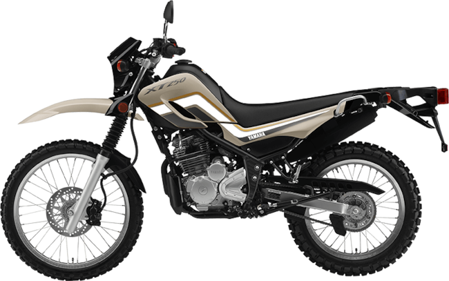 New 2019 YAMAHA XT250 For Sale at Brantford Motorcycles Etc  Inc  | VIN: