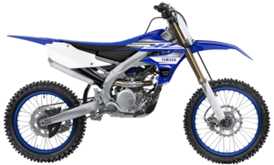 2019 YAMAHA YZ250F =ELECTRIC START=WHITE & BLUE IN STOCK=
