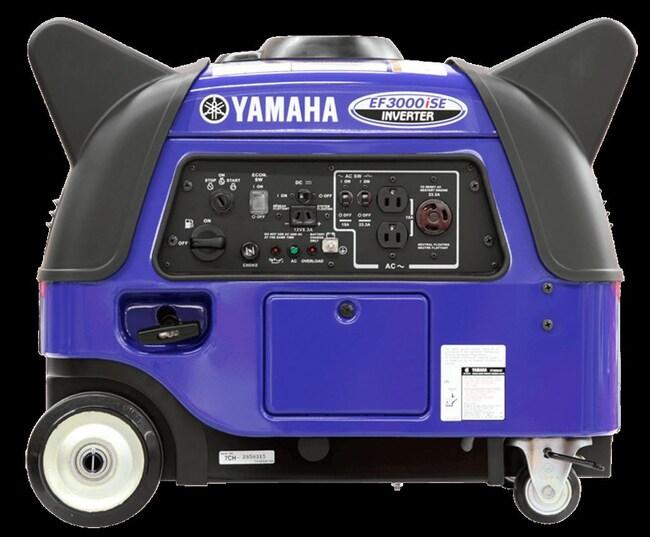 2019 YAMAHA EF3000iSE -