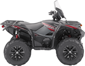 2019 YAMAHA Grizzly 700 EPS  LE Oversized 27-inch Maxxis® Zilla® tires