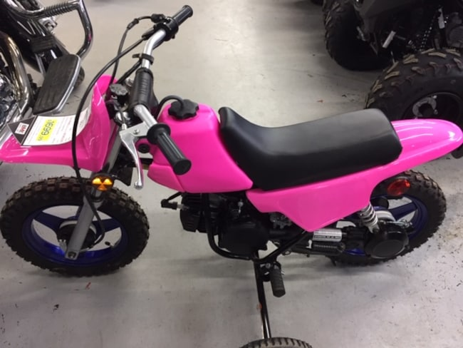 2018 YAMAHA PW50 =PINK IN STOCK=