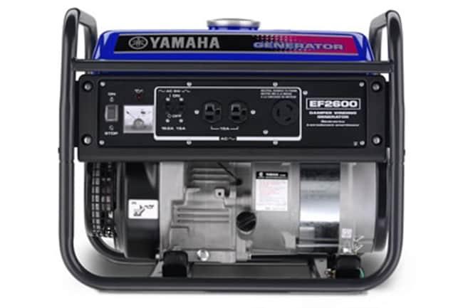 2019 YAMAHA EF2600 GEN. REBATE $150