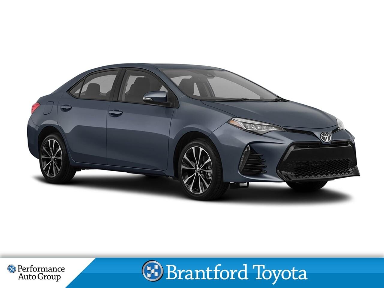 2019 Toyota Corolla SE, Demo Unit Sedan