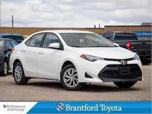 2019 Toyota Corolla LE, Bluetooth, Camera, Htd Seats, Demo Unit Sedan
