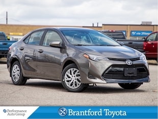 2019 Toyota Corolla LE, Bluetooth, Camera, Heated Seats, Demo Unit Sedan