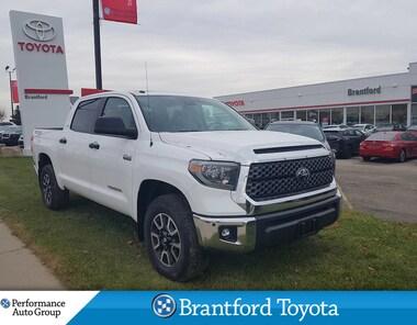 2018 Toyota Tundra Only 500 Km's, TRD, Crew Max, 4x4 Truck CrewMax