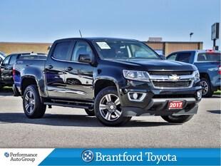 2017 Chevrolet Colorado LT, Navigation, Running Boards, Remote Starter Truck Crew Cab