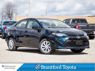 2019 Toyota Corolla LE, Camera, Heated Seats, Demo Unit Sedan