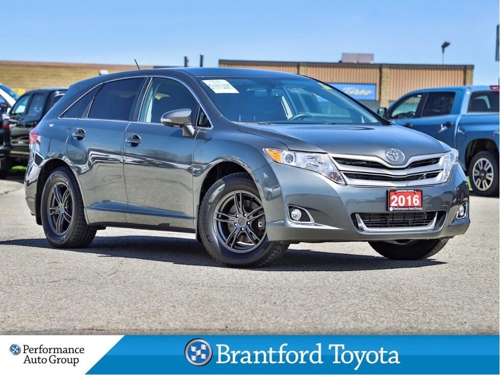 2016 Toyota Venza >> Used 2016 Toyota Venza For Sale At Brantford Toyota Vin