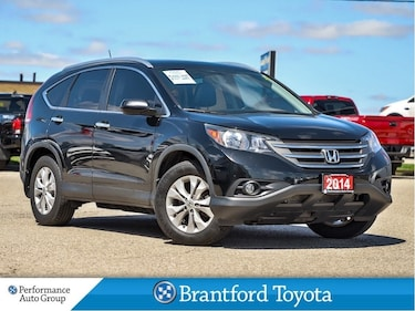 2014 Honda CR-V Touring, One Local Owner, Navigation, Sunroof SUV