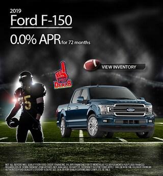 2019 Ford F-150 - September