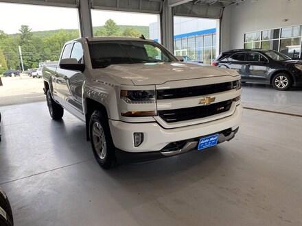 2018 Chevrolet Silverado 1500 LT Z71 Truck