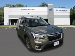 New 2020 Subaru Forester Limited SUV in Brattleboro, VT