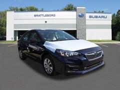 New 2019 Subaru Impreza 2.0i Sedan in Brattleboro, VT