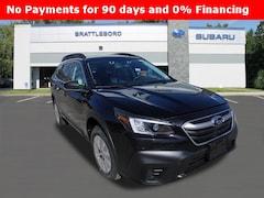 New 2020 Subaru Outback Base Model SUV in Brattleboro, VT