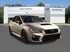 New 2019 Subaru WRX Sedan in Brattleboro, VT