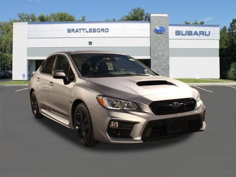 New 2019 Subaru WRX Sedan Brattleboro Vermont