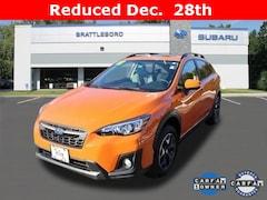 Certified 2018 Subaru Crosstrek 2.0i Premium SUV in Brattleboro, VT