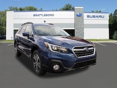 Used 2019 Subaru Outback 2.5i Limited SUV in Brattleboro, VT