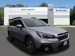 New 2019 Subaru Outback 2.5i Limited SUV Brattleboro Vermont