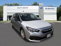 New 2020 Subaru Impreza Base Trim Level Sedan in Brattleboro, VT