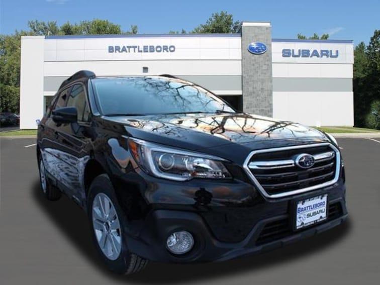 New 2019 Subaru Outback 2.5i Premium SUV Brattleboro Vermont