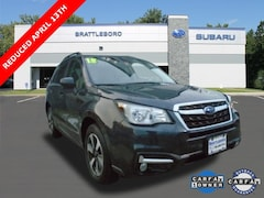 Certified 2018 Subaru Forester 2.5i Limited SUV in Brattleboro, VT